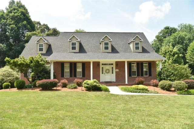 4575 Asbury Place Drive, Clemmons, NC 27012 (MLS #892414) :: Banner Real Estate