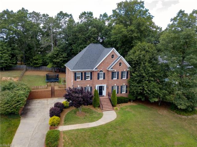 872 Ridge Gate Drive, Lewisville, NC 27023 (MLS #892424) :: Banner Real Estate