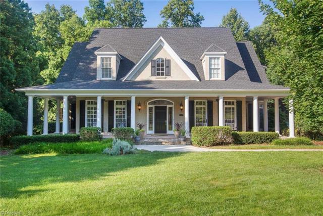 4005 Westmount Drive, Greensboro, NC 27410 (MLS #892502) :: Banner Real Estate