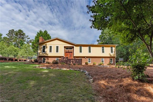 206 Comanche Trail, Lexington, NC 27295 (MLS #892508) :: Kristi Idol with RE/MAX Preferred Properties