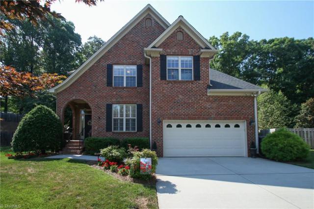 6039 White Oak Court, Kernersville, NC 27284 (MLS #892576) :: Kristi Idol with RE/MAX Preferred Properties