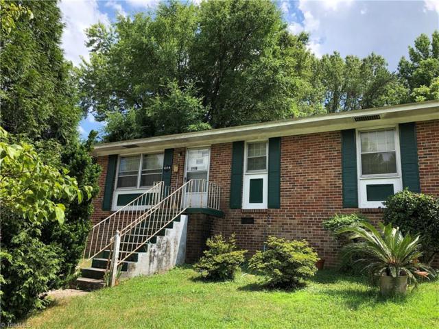 806 E Florida Street, Greensboro, NC 27406 (MLS #892586) :: Berkshire Hathaway HomeServices Carolinas Realty
