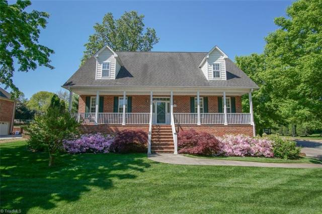 612 Surrey Path Trail, Winston Salem, NC 27104 (MLS #892597) :: Banner Real Estate