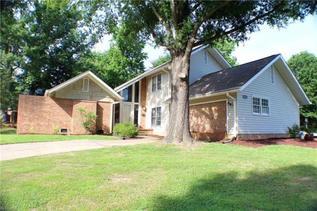 3134 Forestdale Drive, Burlington, NC 27215 (MLS #892804) :: Kristi Idol with RE/MAX Preferred Properties
