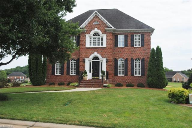 2003 Glen Chase Circle, Clemmons, NC 27012 (MLS #892824) :: Kristi Idol with RE/MAX Preferred Properties