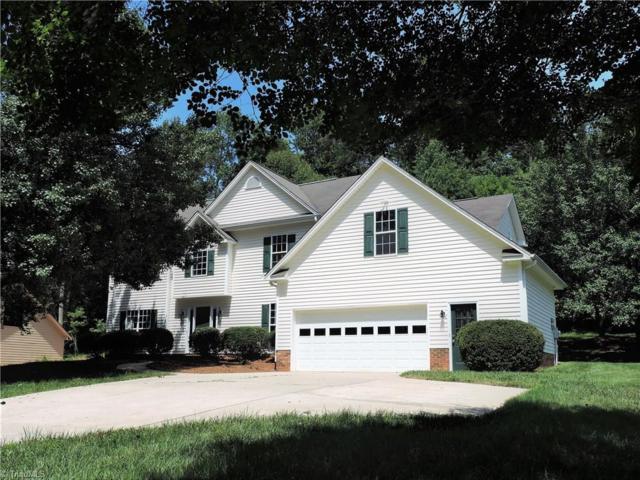 645 Doe Run Drive, Kernersville, NC 27284 (MLS #893024) :: Kristi Idol with RE/MAX Preferred Properties