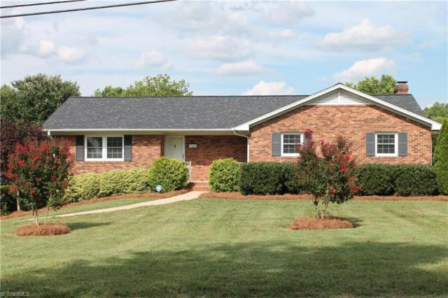 1341 Cedar Drive, Thomasville, NC 27360 (MLS #893144) :: Banner Real Estate
