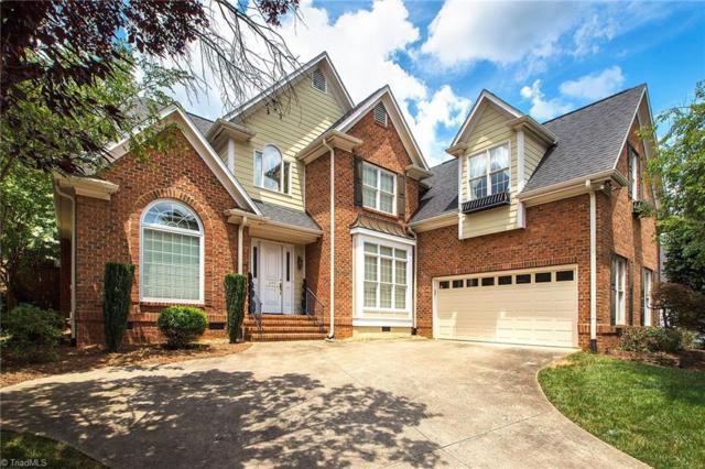 249 Hollin Way, Winston Salem, NC 27104 (MLS #893202) :: Kristi Idol with RE/MAX Preferred Properties