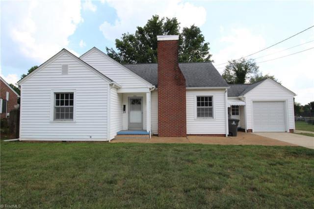 206 Clemmonsville Road W, Winston Salem, NC 27127 (MLS #893267) :: Kristi Idol with RE/MAX Preferred Properties