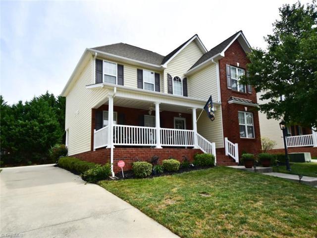 6677 Springfield Village Lane, Clemmons, NC 27012 (MLS #893311) :: Banner Real Estate