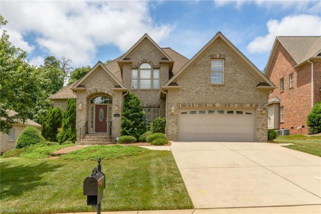 120 Fearrington Drive, Kernersville, NC 27284 (MLS #893338) :: Kristi Idol with RE/MAX Preferred Properties