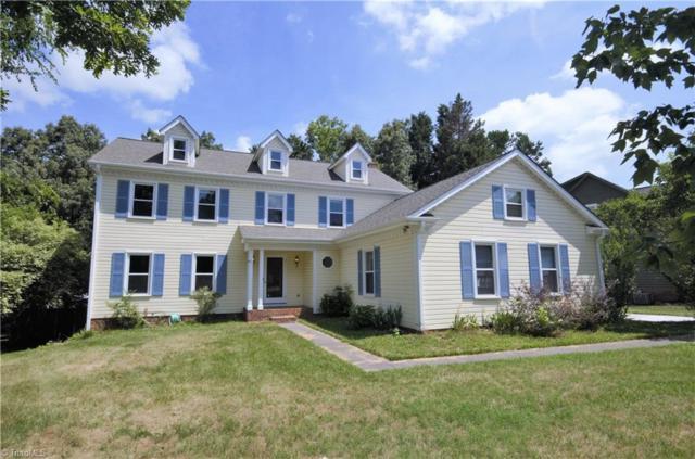 7172 Blackmoor Road, Kernersville, NC 27284 (MLS #893368) :: Kristi Idol with RE/MAX Preferred Properties