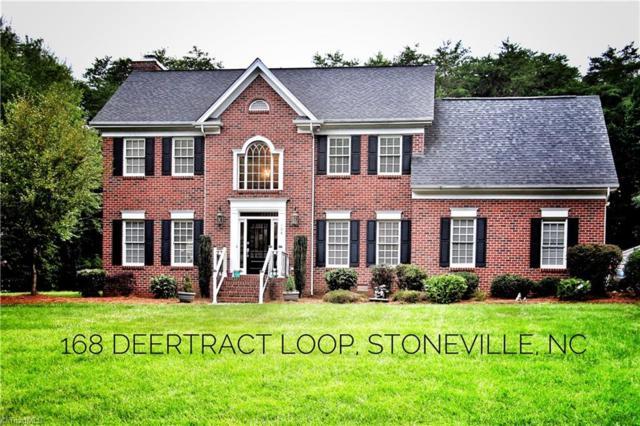 168 Deertract Loop, Stoneville, NC 27048 (MLS #893467) :: HergGroup Carolinas