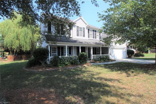 1041 Laplata Drive, Kernersville, NC 27284 (MLS #893471) :: Kristi Idol with RE/MAX Preferred Properties