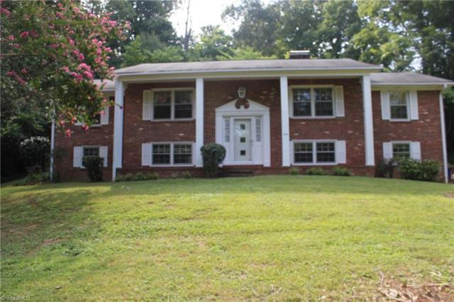 4305 Lantern Drive, Winston Salem, NC 27106 (MLS #893524) :: Kristi Idol with RE/MAX Preferred Properties