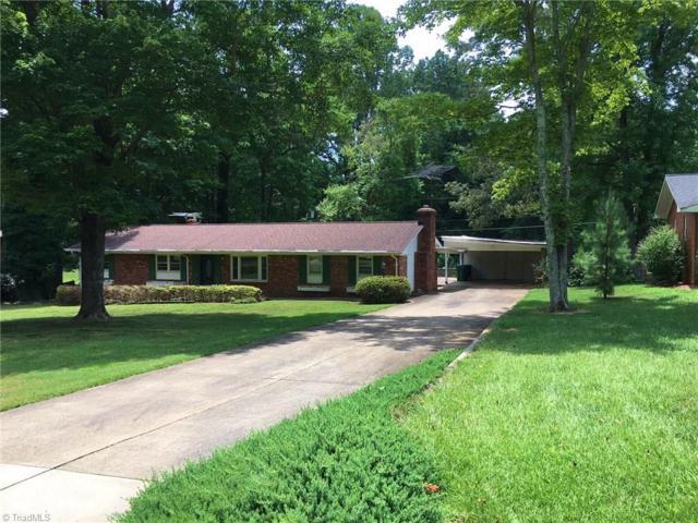 304 Shadowood Drive, Reidsville, NC 27320 (MLS #893814) :: Banner Real Estate