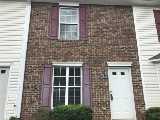 837 Brickwood Court, Winston Salem, NC 27127 (MLS #893819) :: Kristi Idol with RE/MAX Preferred Properties