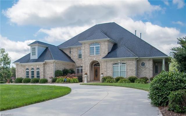 703 Medinah Drive, Winston Salem, NC 27107 (MLS #893921) :: Kristi Idol with RE/MAX Preferred Properties