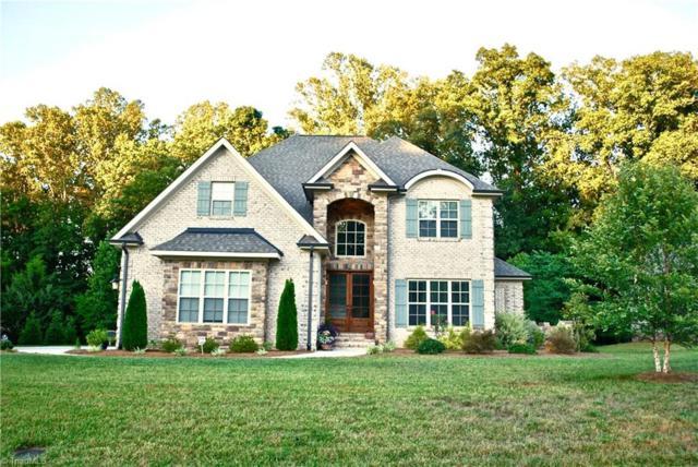 575 Lissara Lodge Drive, Lewisville, NC 27023 (MLS #893963) :: Kristi Idol with RE/MAX Preferred Properties