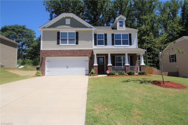 1611 Haddington Point Drive, Kernersville, NC 27284 (MLS #893964) :: Kristi Idol with RE/MAX Preferred Properties