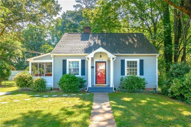 913 Lockland Avenue, Winston Salem, NC 27103 (MLS #893974) :: Kristi Idol with RE/MAX Preferred Properties