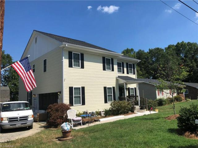 301 Guerrant Street, Greensboro, NC 27401 (MLS #893975) :: Lewis & Clark, Realtors®