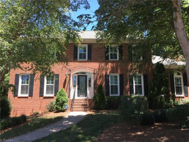 8013 Kilcash Court, Clemmons, NC 27012 (MLS #893979) :: Banner Real Estate