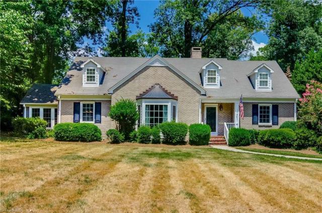 2502 W Market Street, Greensboro, NC 27408 (MLS #894021) :: Kristi Idol with RE/MAX Preferred Properties