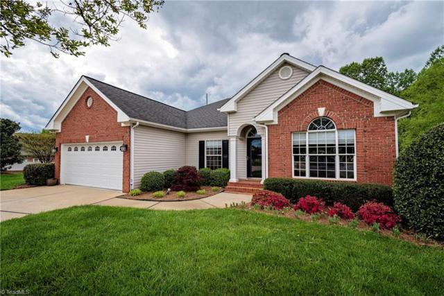 171 St. Andrews Drive, Advance, NC 27006 (MLS #894117) :: Kristi Idol with RE/MAX Preferred Properties