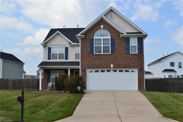 2710 Glenn Abbey Lane #6, Browns Summit, NC 27214 (MLS #894158) :: Kristi Idol with RE/MAX Preferred Properties