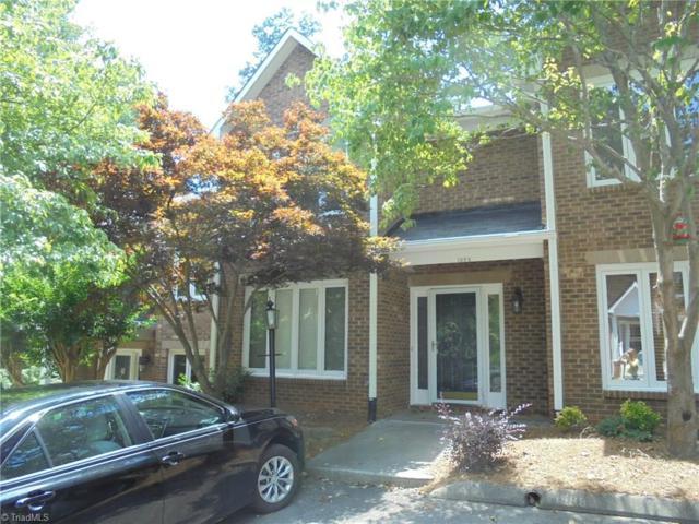 1989 Winding Ridge Court, Winston Salem, NC 27127 (MLS #894171) :: Kristi Idol with RE/MAX Preferred Properties