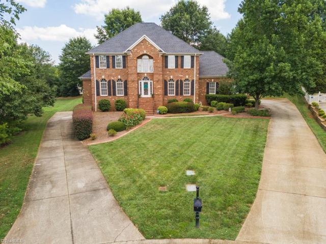 156 Aviara Drive, Advance, NC 27006 (MLS #894261) :: Kristi Idol with RE/MAX Preferred Properties