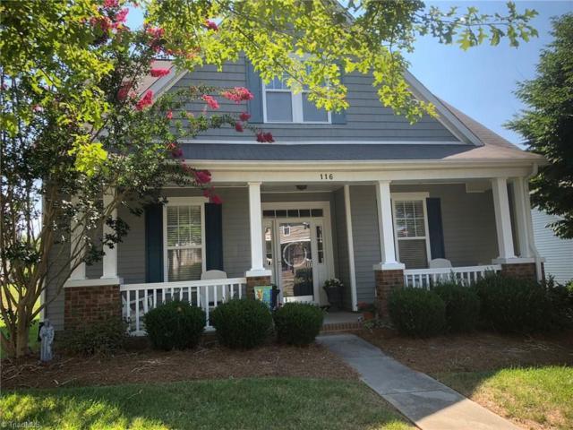 116 Millstone Lane, Advance, NC 27006 (MLS #894281) :: Kristi Idol with RE/MAX Preferred Properties