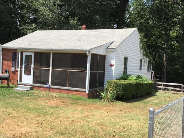 2413 Dallas Avenue, High Point, NC 27265 (MLS #894307) :: Kristi Idol with RE/MAX Preferred Properties