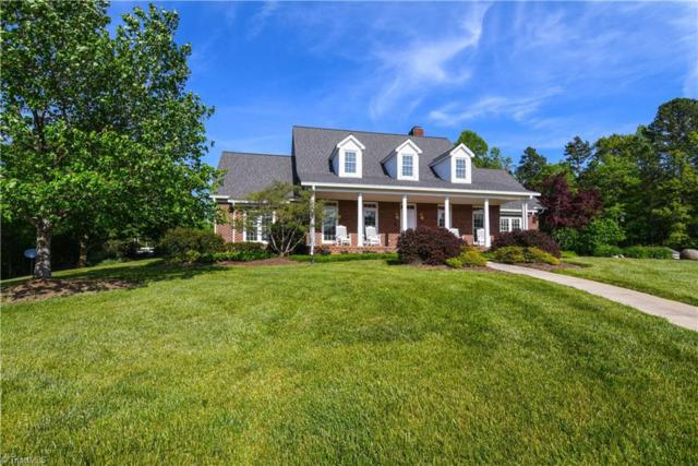 8015 Sapp Acres Lane, Oak Ridge, NC 27310 (MLS #894377) :: Kristi Idol with RE/MAX Preferred Properties