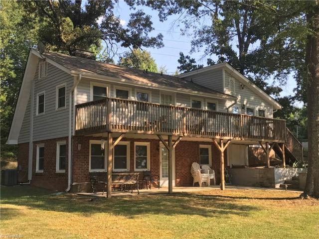 563 Shoreline Drive, Lexington, NC 27292 (MLS #894387) :: Kristi Idol with RE/MAX Preferred Properties