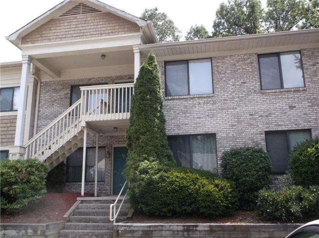811 Belmont Drive, High Point, NC 27263 (MLS #895398) :: Kristi Idol with RE/MAX Preferred Properties