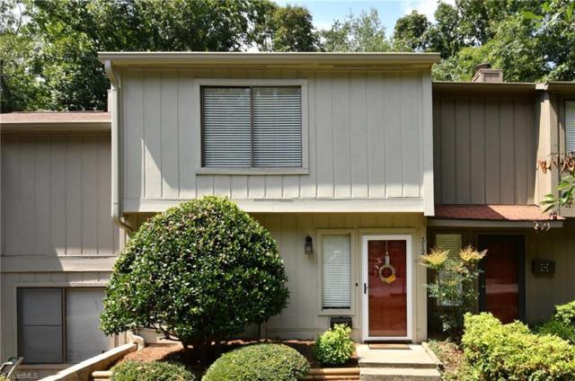 312 Lamplighter Circle, Winston Salem, NC 27104 (MLS #895399) :: Kristi Idol with RE/MAX Preferred Properties