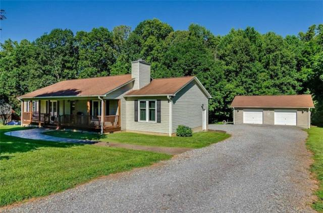 124 Pennington Dowell Lane, Mocksville, NC 27028 (MLS #895403) :: Kristi Idol with RE/MAX Preferred Properties