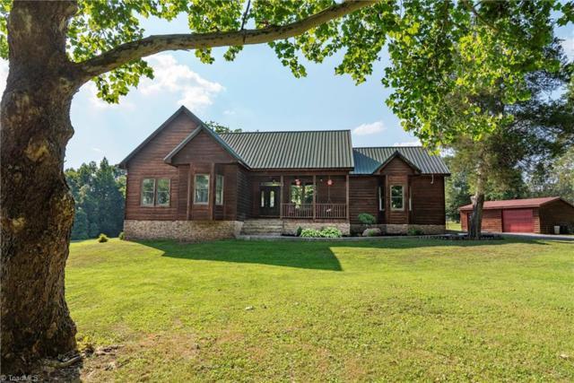 473 Cedar Creek Road, Mocksville, NC 27028 (MLS #895518) :: Kristi Idol with RE/MAX Preferred Properties