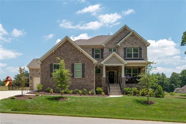 4382 Birdseye Drive, Kernersville, NC 27284 (MLS #895556) :: Kristi Idol with RE/MAX Preferred Properties
