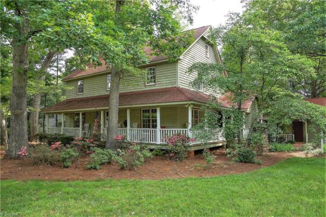 301 Weatherfield Lane, Kernersville, NC 27284 (MLS #895583) :: Kristi Idol with RE/MAX Preferred Properties