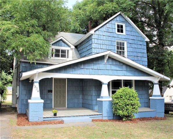 1834 S Martin Luther King Jr Drive, Winston Salem, NC 27107 (MLS #895604) :: Kristi Idol with RE/MAX Preferred Properties