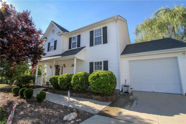 2487 Somerset Place Drive, Winston Salem, NC 27103 (MLS #895622) :: Kristi Idol with RE/MAX Preferred Properties
