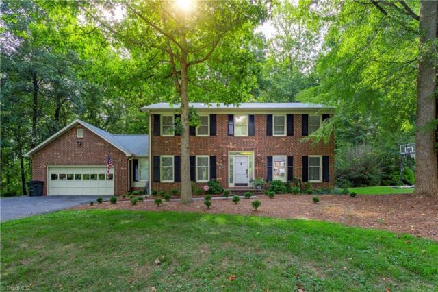 1521 Creek Bed Road, Kernersville, NC 27284 (MLS #895648) :: Kristi Idol with RE/MAX Preferred Properties