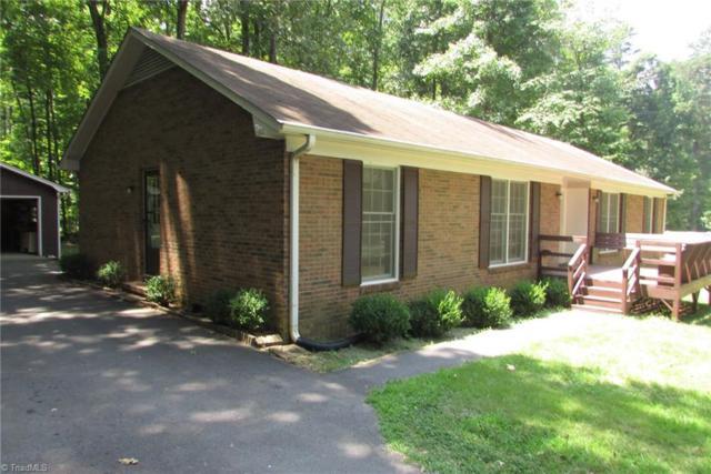 4708 Landaff Drive, Greensboro, NC 27406 (MLS #895654) :: Kristi Idol with RE/MAX Preferred Properties