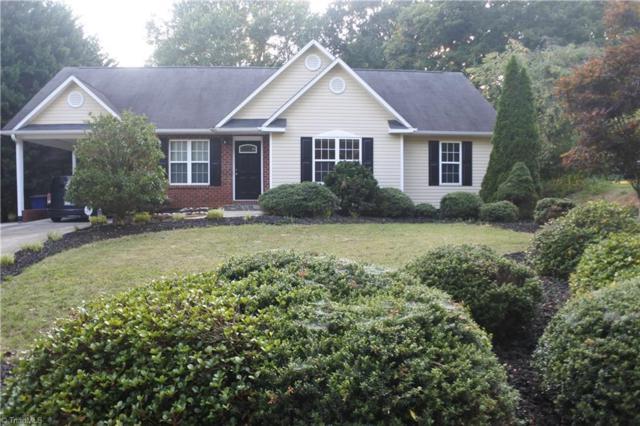 4608 Walden Drive, Winston Salem, NC 27106 (MLS #895681) :: Kristi Idol with RE/MAX Preferred Properties