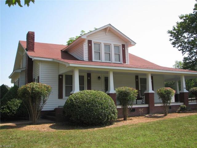 1186 Denton Road, Denton, NC 27239 (MLS #895692) :: Kristi Idol with RE/MAX Preferred Properties