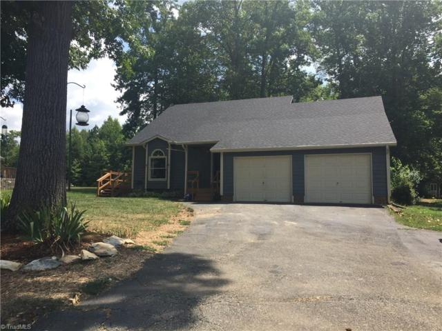 499 High Rock Shores Drive, Lexington, NC 27292 (MLS #895694) :: Kristi Idol with RE/MAX Preferred Properties