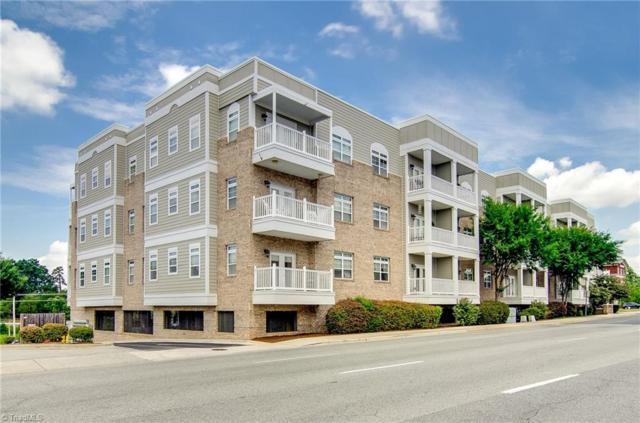 605 W Market Street #301, Greensboro, NC 27401 (MLS #895720) :: Kristi Idol with RE/MAX Preferred Properties